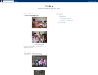 nara-homeschooler.blogspot.com screenshot