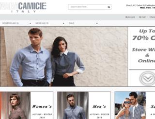 naracamicie.com.au screenshot
