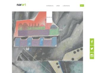 narart.com.tr screenshot