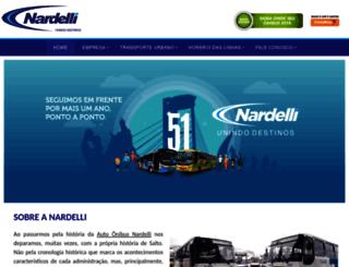 nardellisalto.com.br screenshot