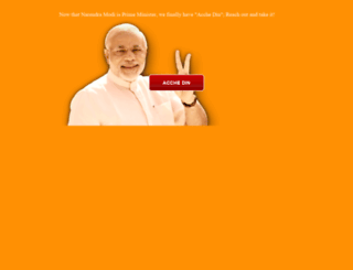 narendramodiplans.com screenshot