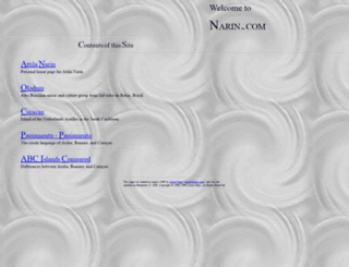 narin.com screenshot