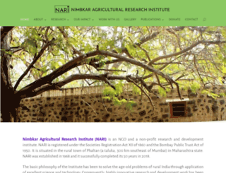 nariphaltan.org screenshot