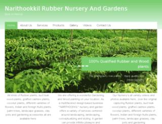 narithookkilnursery.com screenshot