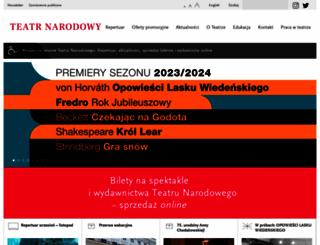narodowy.pl screenshot