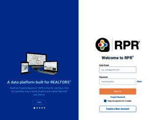 narrpr.com screenshot