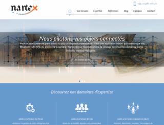 nartex.fr screenshot