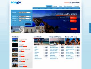 narty.easygo.pl screenshot