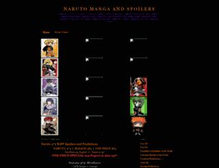 naruto-spoilers-new.blogspot.com screenshot