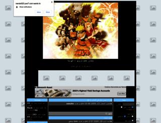 naruto023.yoo7.com screenshot