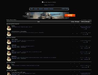 narutobyondforo.foroactivo.net screenshot