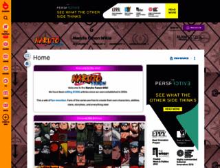 narutofanon.wikia.com screenshot