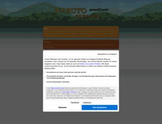 narutopedia.eu screenshot