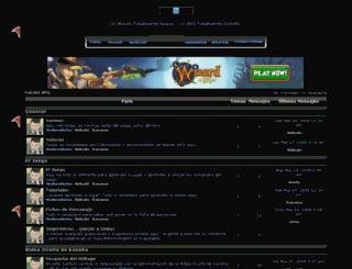 narutorpg.forolatin.com screenshot