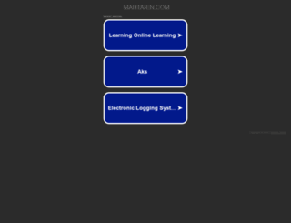 narutouzumaki.mahtarin.com screenshot