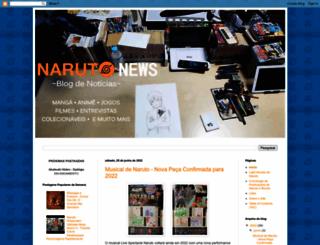 narutoworldbrazil.blogspot.com.br screenshot