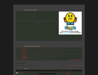 narutoworldshero.forumfree.net screenshot