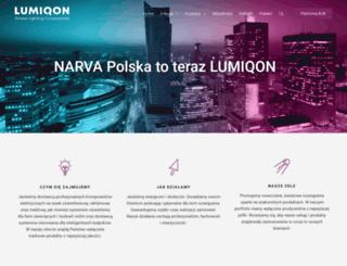 narva.com.pl screenshot