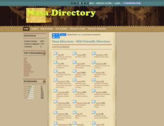 nasadirectory.com screenshot