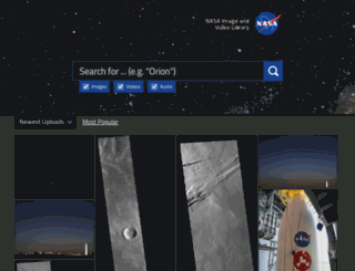 nasaimages.org screenshot