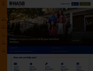 nasb.com screenshot