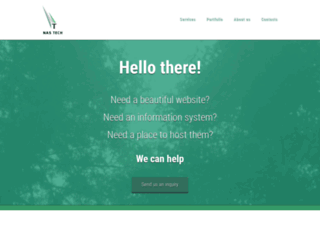 nasbg.com screenshot