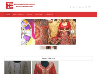 naseementp.com screenshot