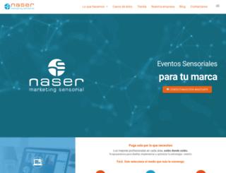 naserpublicidad.com screenshot