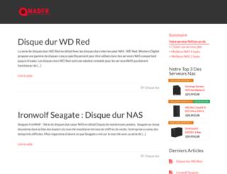 nasfr.com screenshot