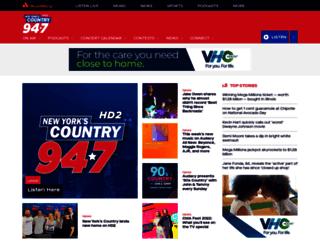 nashfm947.com screenshot