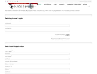 nashgaming.co.za screenshot