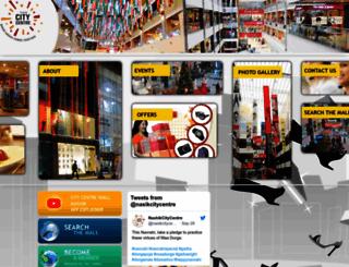 nashikcitycentre.com screenshot
