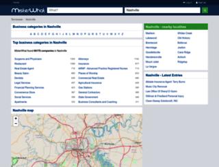 nashville.misterwhat.com screenshot