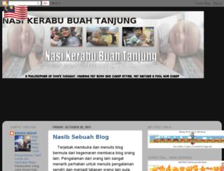 nasikerabubuahtanjung.blogspot.com screenshot