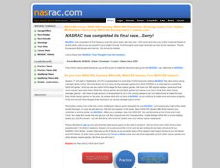 nasrac.com screenshot
