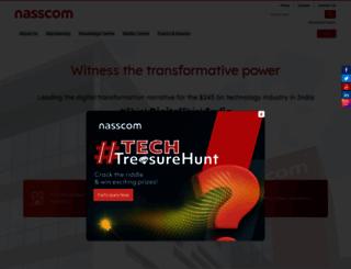 nasscom.in screenshot