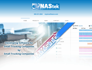 nastek.com screenshot