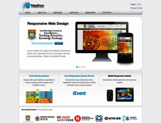 nasthon.com screenshot
