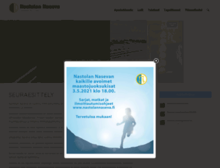 nastolannaseva.net screenshot