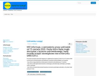 nasze-sanatorium.pl screenshot