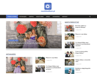 naszfotoalbum.pl screenshot