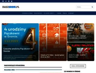 naszsrem.pl screenshot