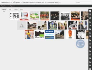 naszszydlowiec.blogspot.com screenshot