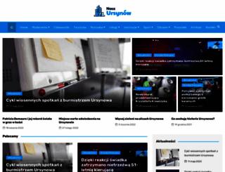 naszursynow.pl screenshot