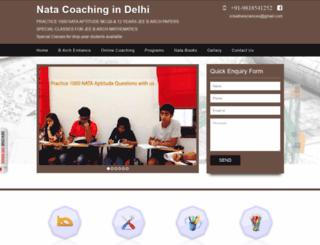 natacoachingindelhi.com screenshot