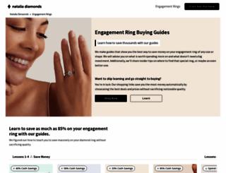 natalia-diamonds.com screenshot