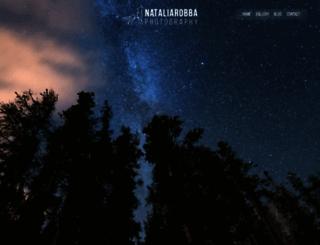 natalia-robba.com screenshot