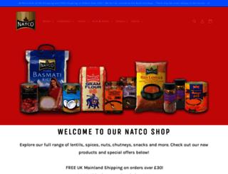 natco-online.com screenshot