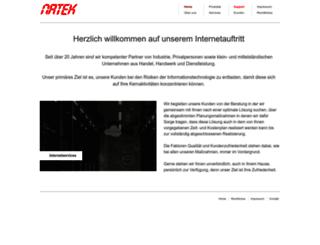 natek.de screenshot