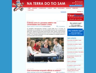 naterradotiosam.com screenshot